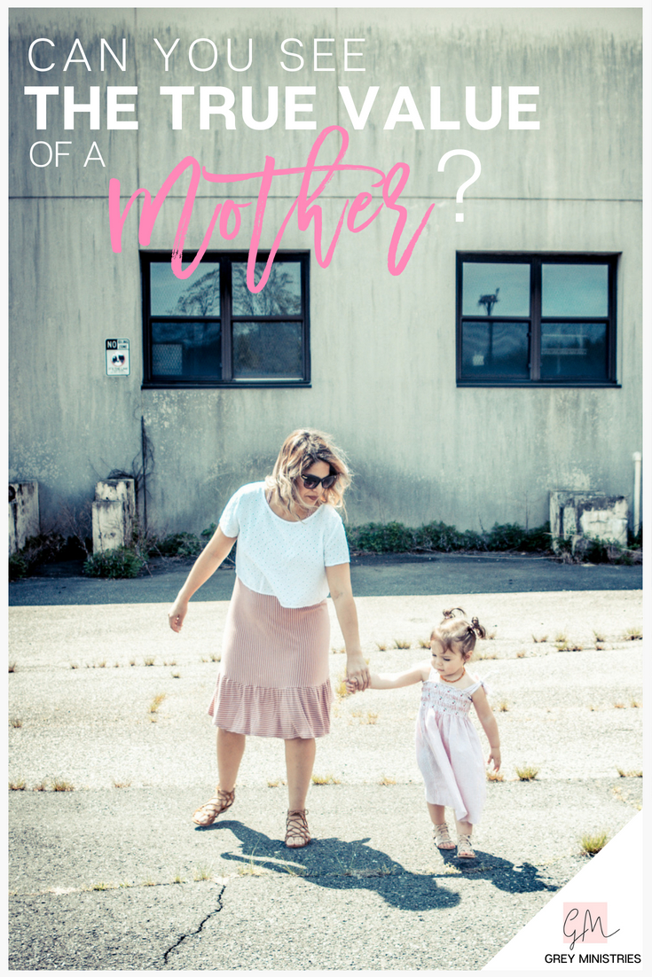 """Mothers, are you struggling with the way your """"product"""" looks today? Remember your children are only exercising  their f ree will. Their dreams may have been crushed along the way, leaving them feeling vast and empty but God is waiting and ready to turn them into a prized possession."""