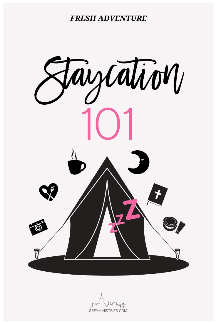 Would you love to take a vacation but it's just not in the cards right now? Maybe your finances make you unable to take a vacation? New baby is making it difficult to travel or take off? No problem! Have a #staycation! Here are some tips and guidelines to make a super amazing staycation right from home!