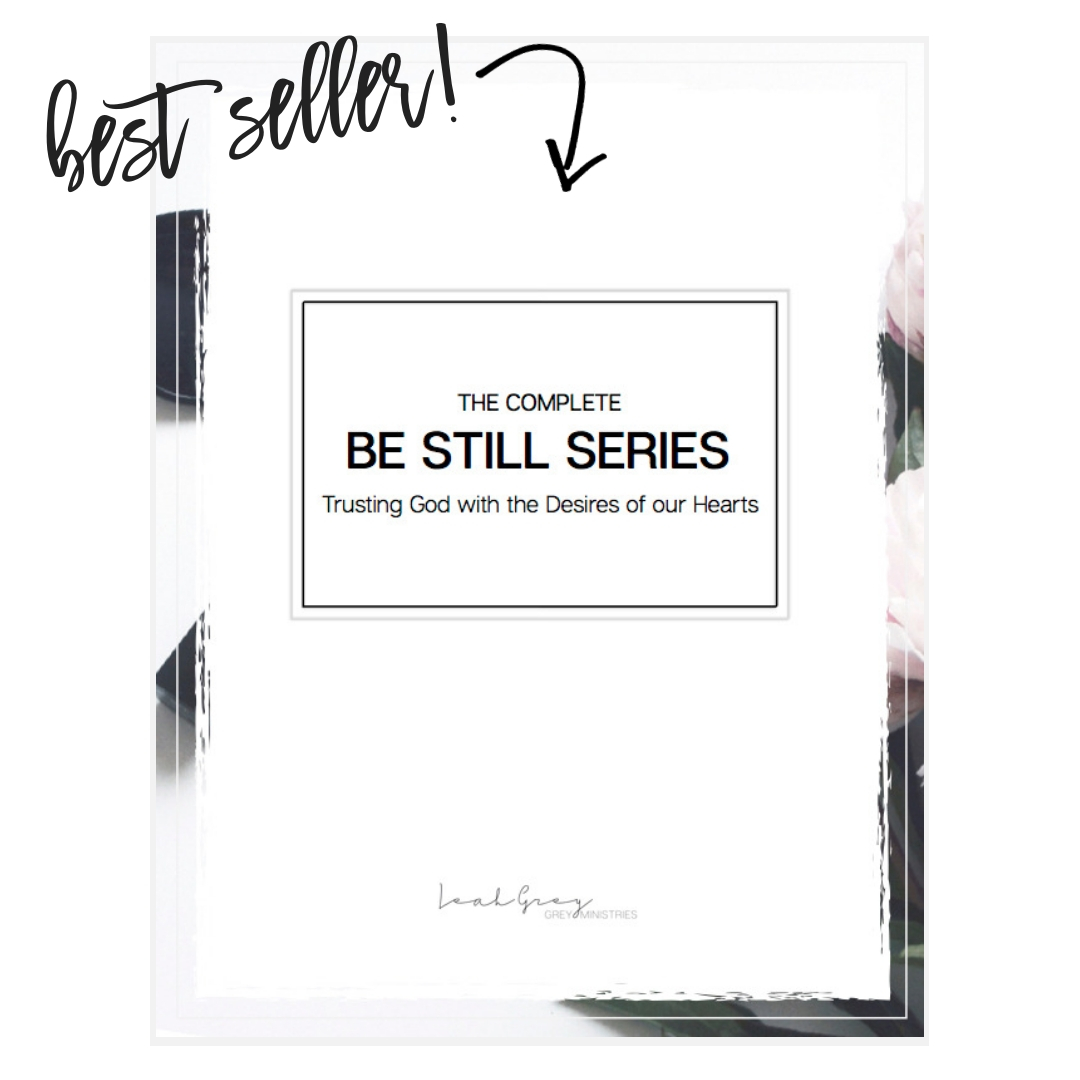 The be still series, for women with loved ones who struggle with addiction
