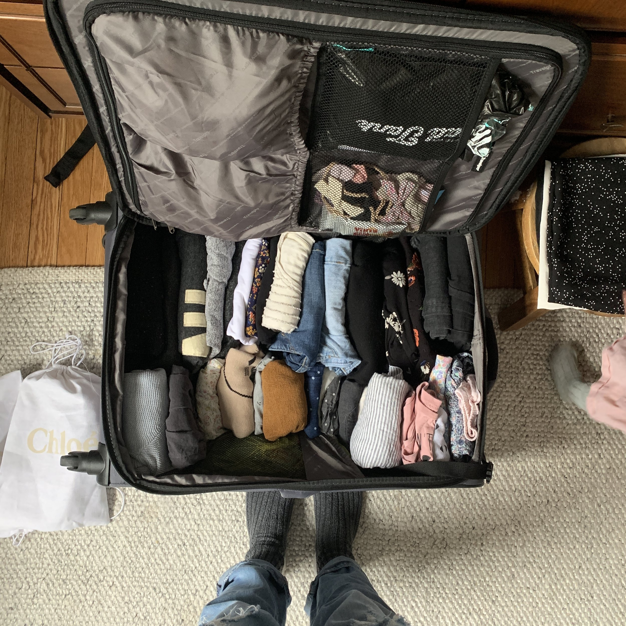 Packing tips for your european vacation with kids