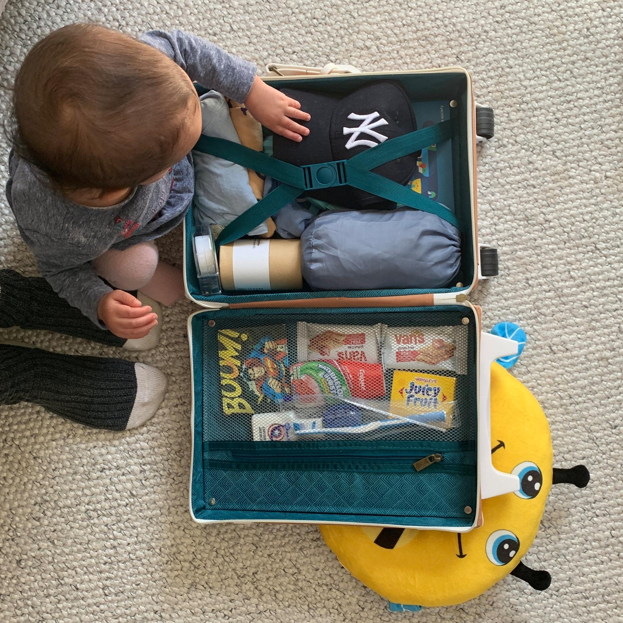 Marie Kondo your suitcase