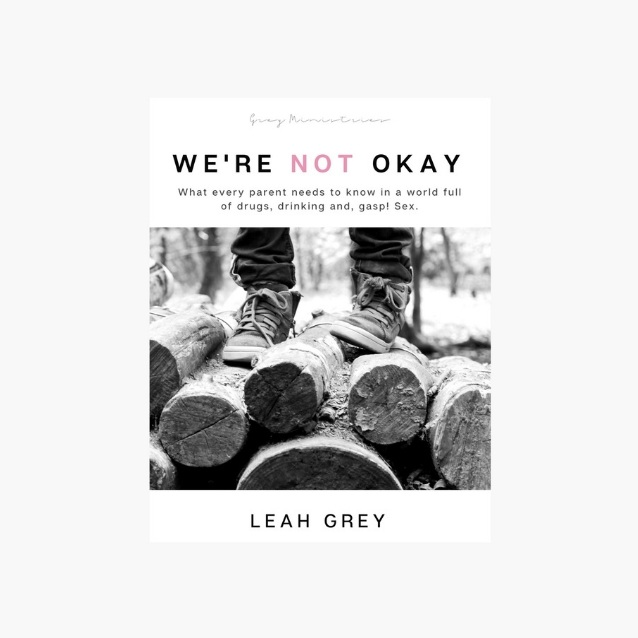 were not okay by leah grey