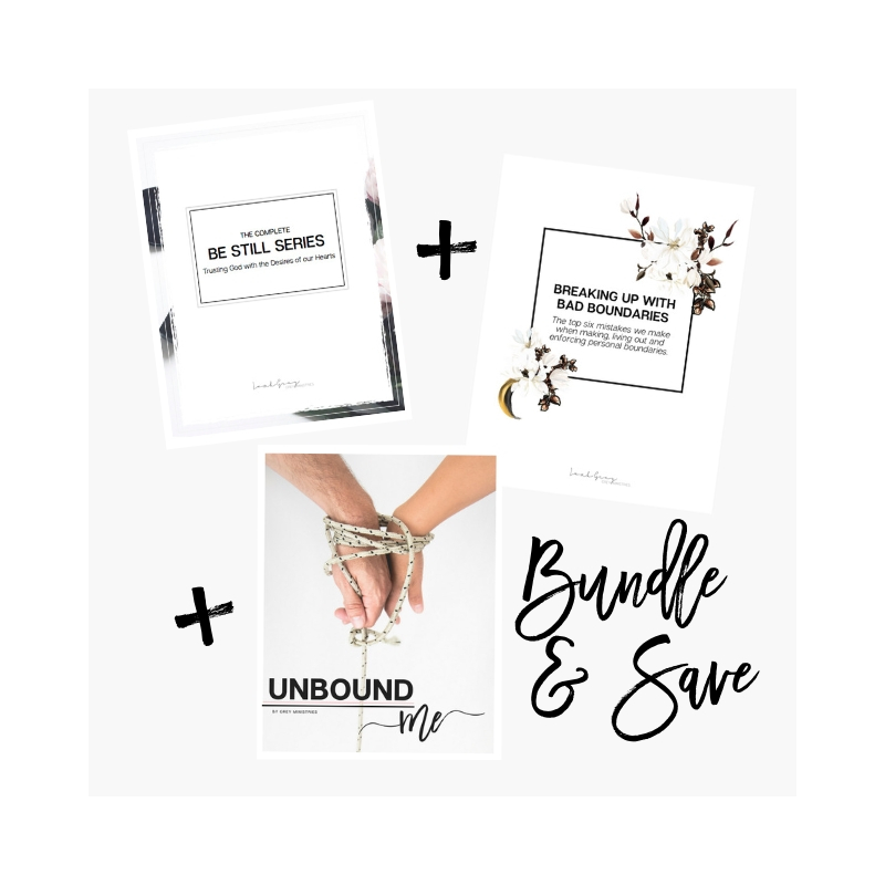 bundle the grey ministries products and save