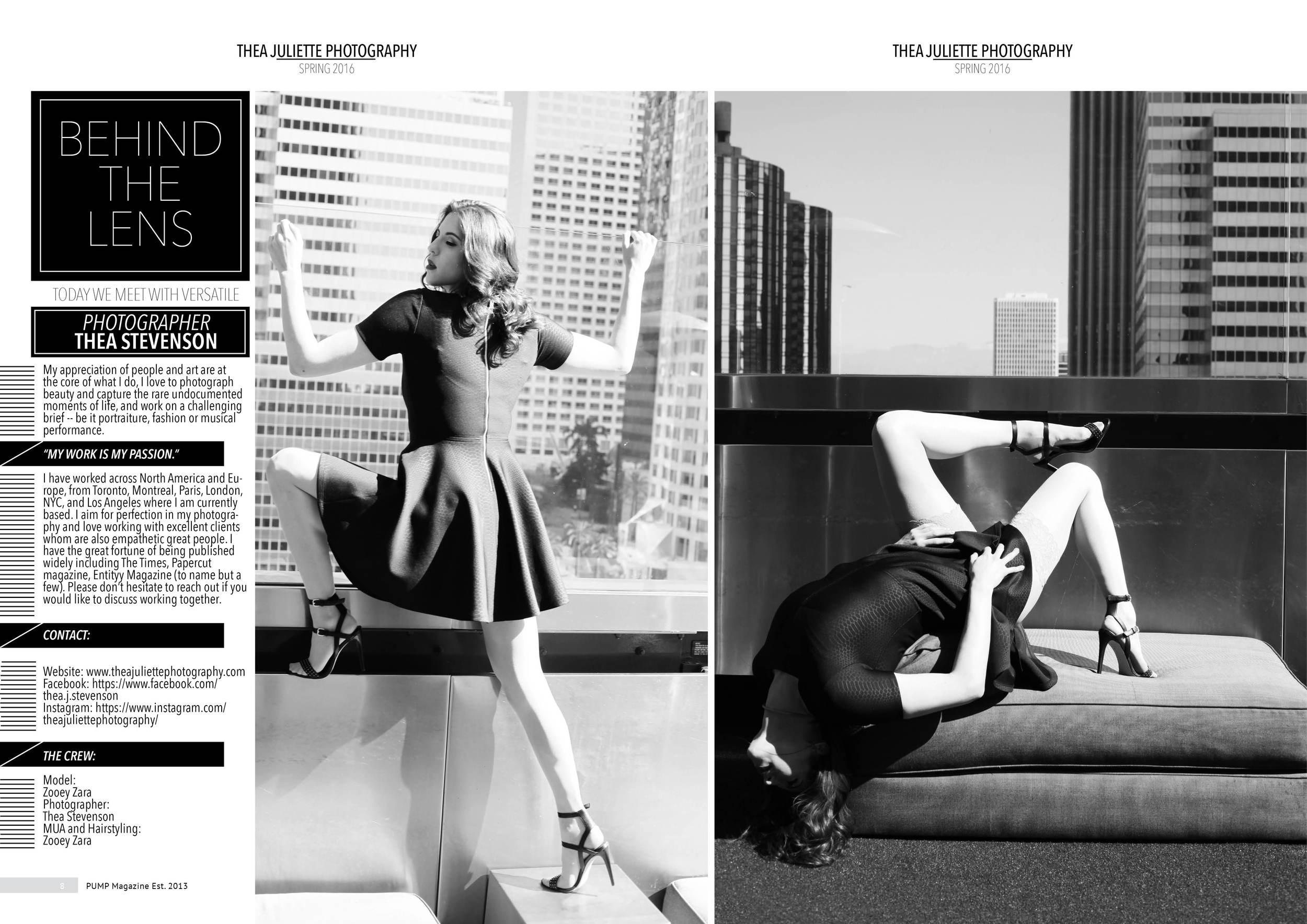 PUMP Magazine Issue 66