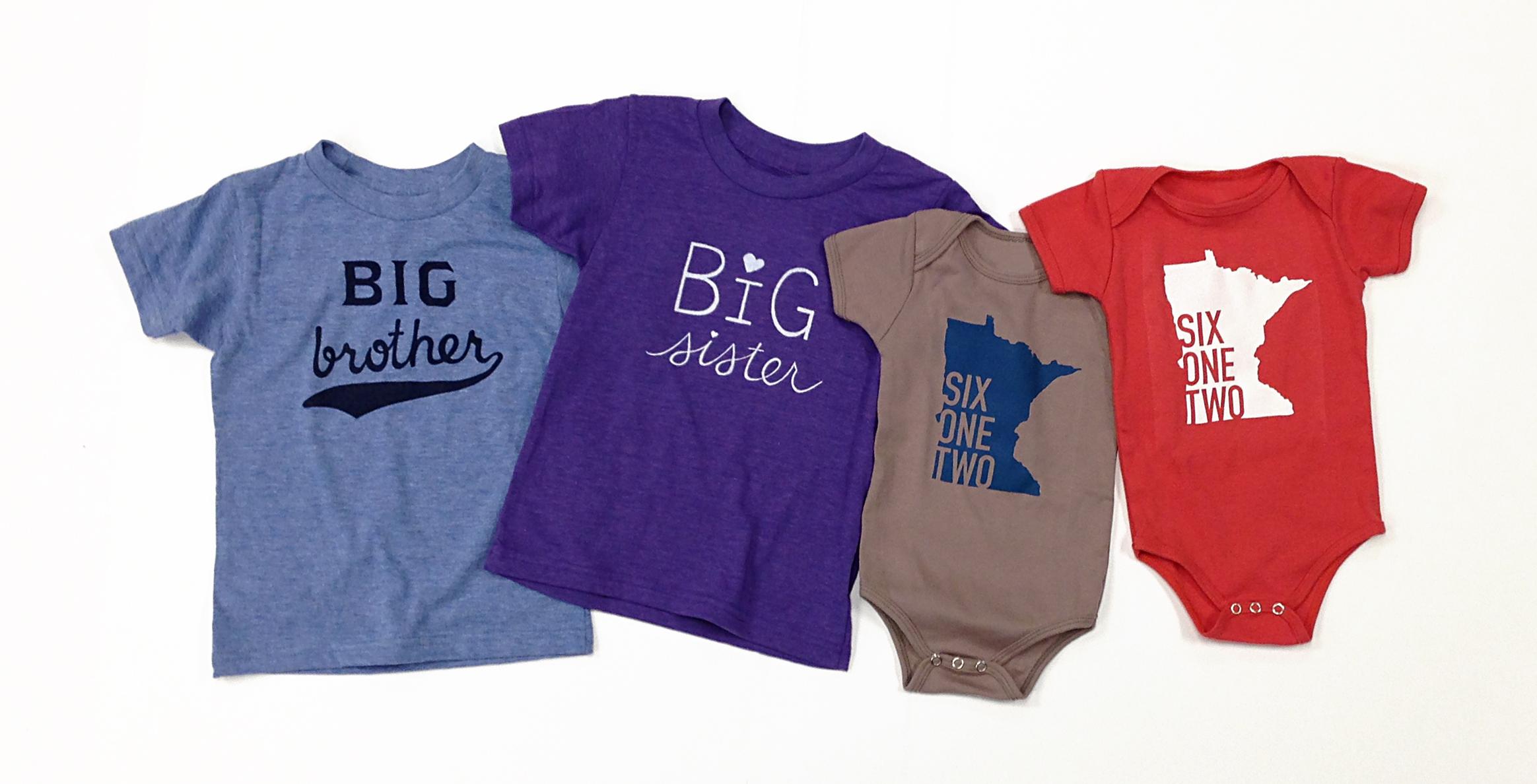 Pacifier Shirt Designs