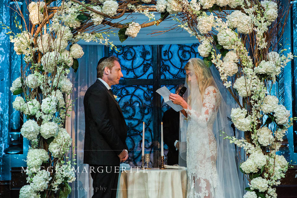Angel Orensanz Wedding