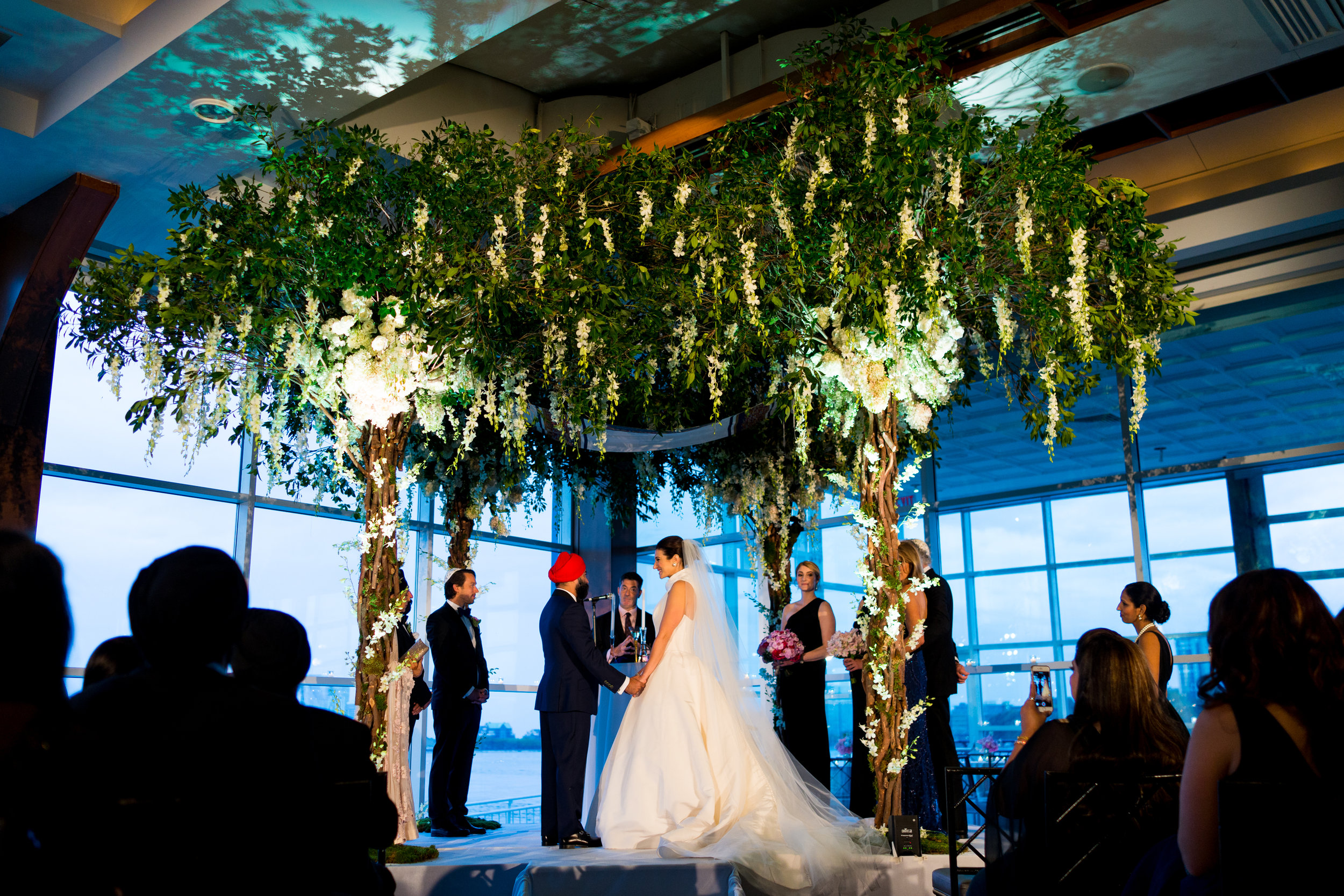 Manhattan Fusion Wedding