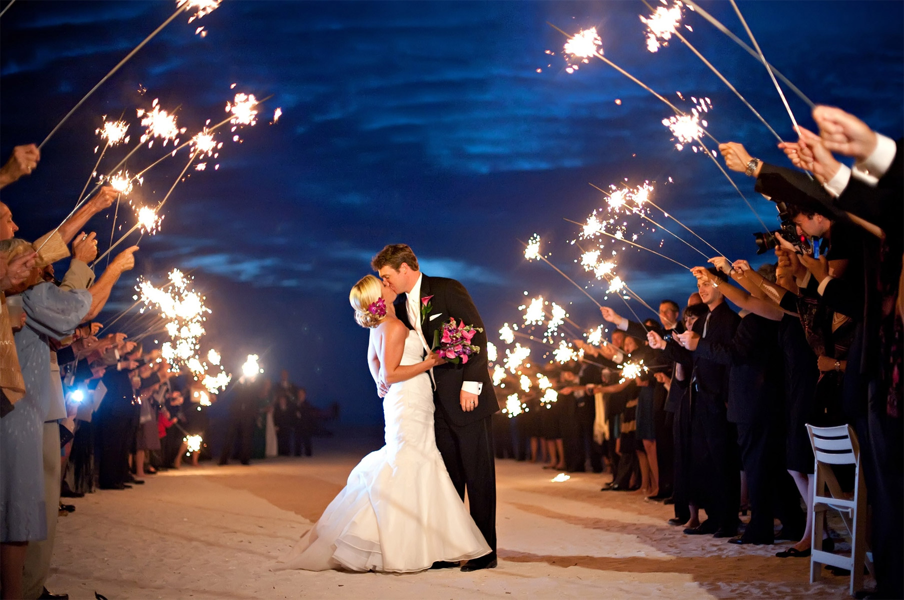 WeddingSparklers
