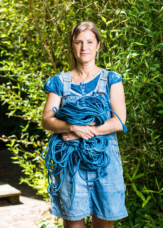 Ellen Schiller, Hey Blue Handmade