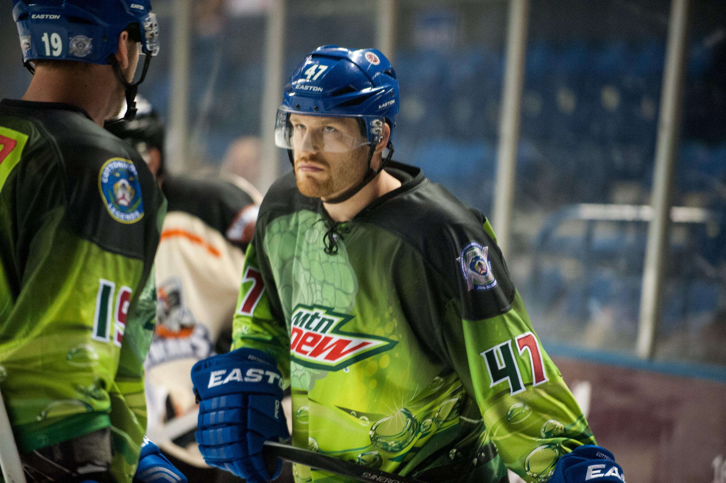 custom sublimated hockey uniforms