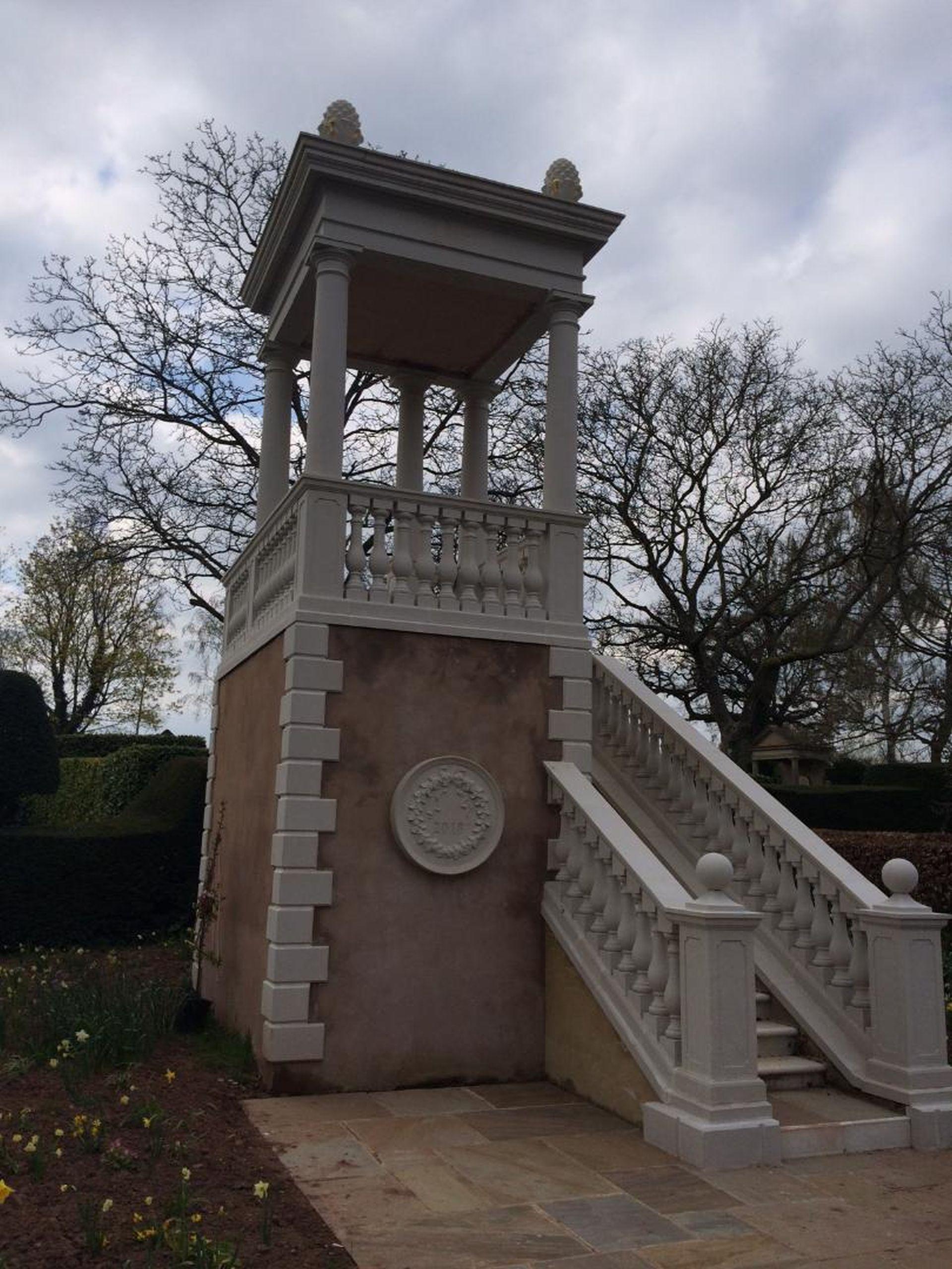 Belvedere at the Laskett
