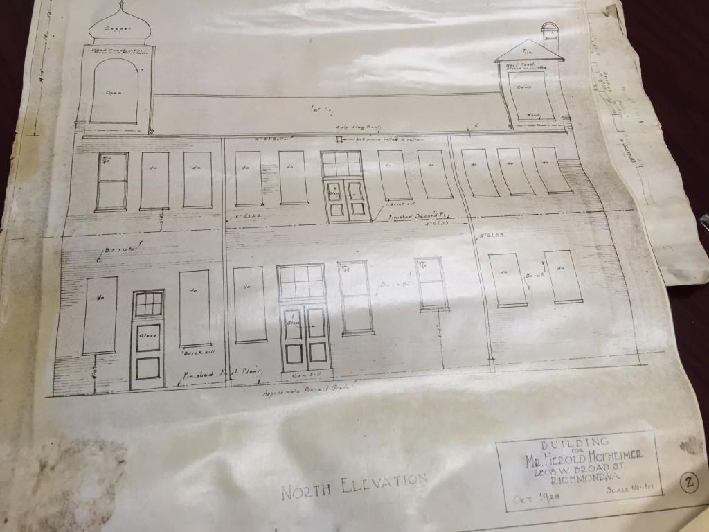 Original Blueprint