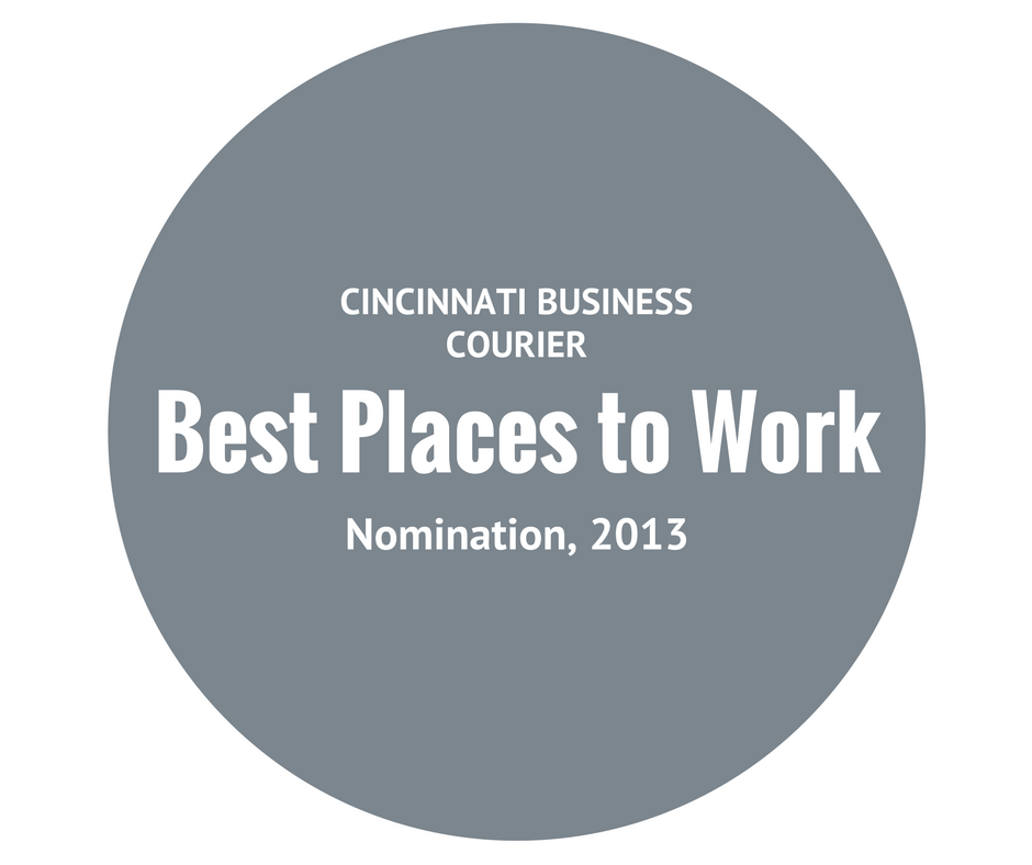 Afidence Nominated for the Best Places to Work Award, Cincinnati Business Courier