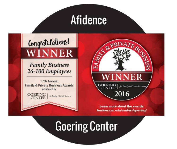 Goering Center Award