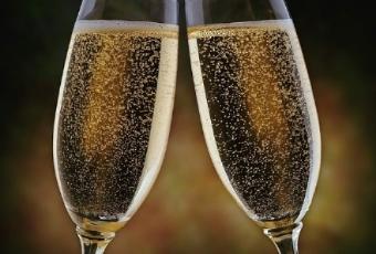 Prosecco and Champagne