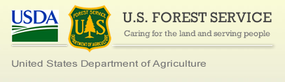 USDA USFS Department of Agriculture and Forest Service