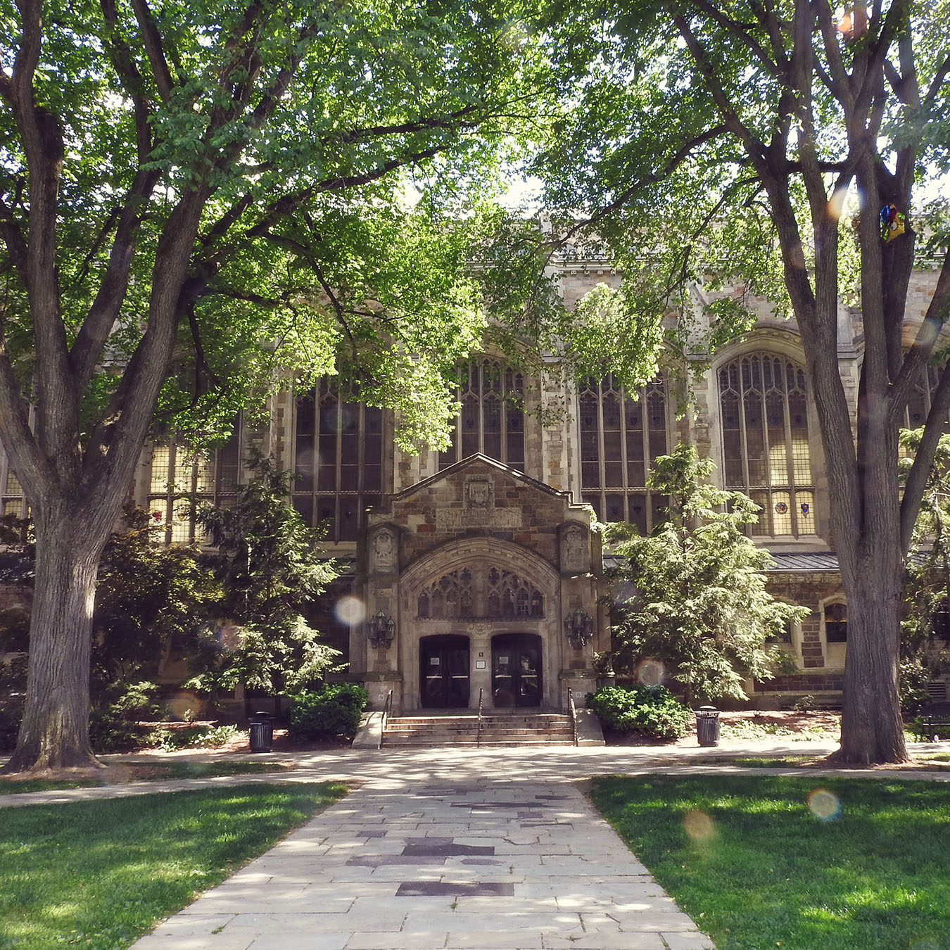 Law Quad, Ann Arbor