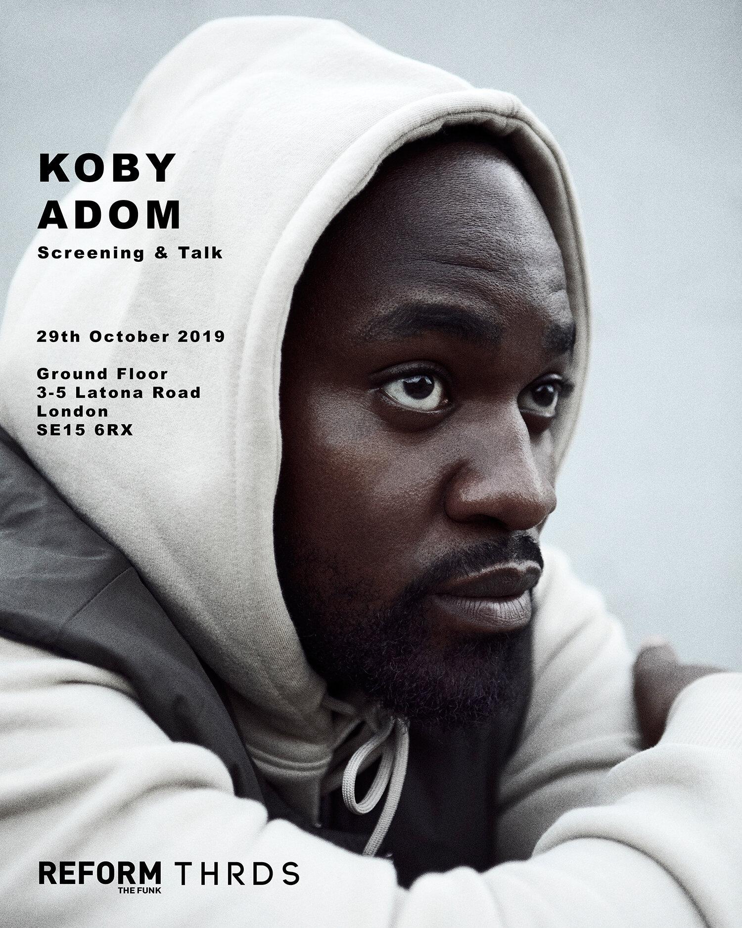 Koby Adom Reform The Funk Director Series Artwork.jpg