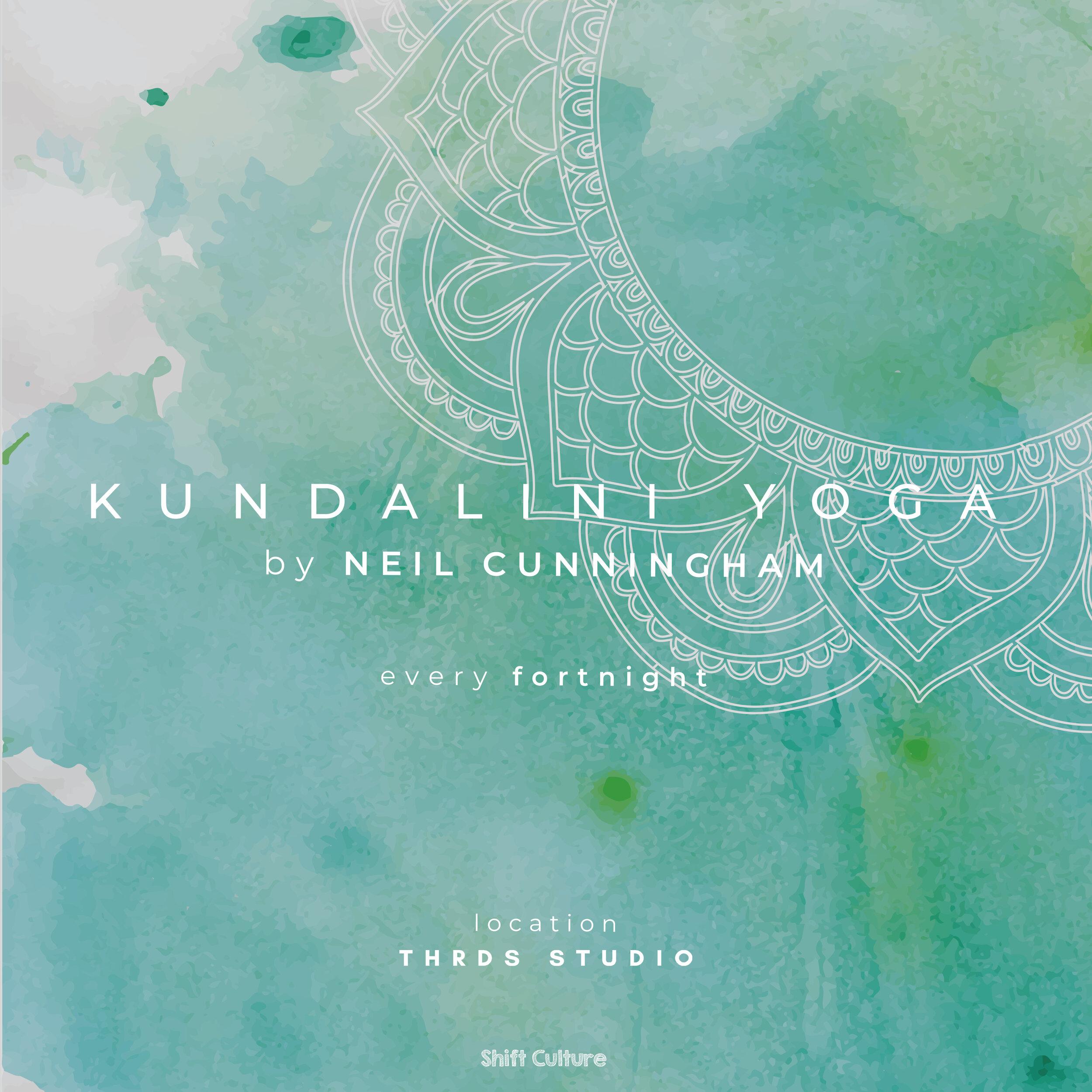 Kundalini Yoga - THRDS STUDIO
