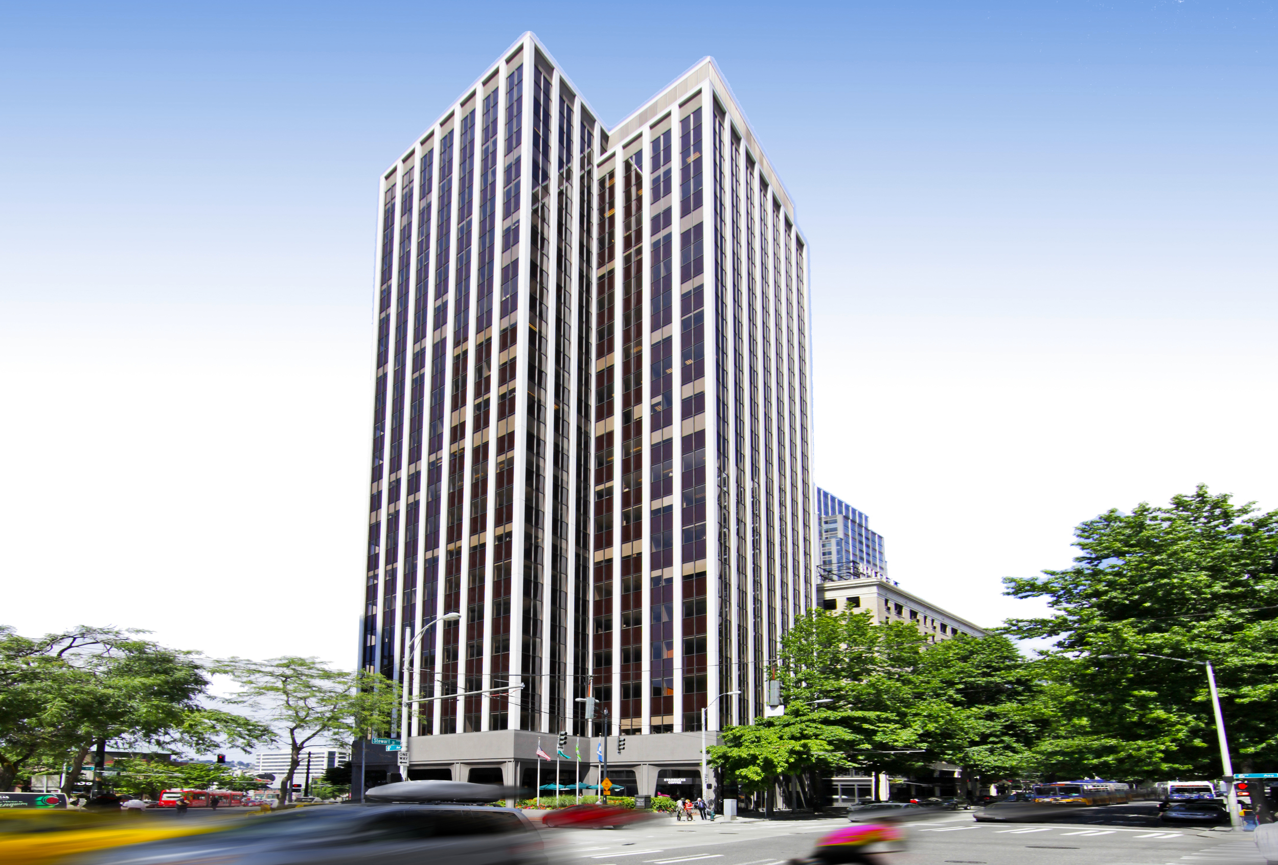 Plaza 600 Building Seattle - Exterior 2