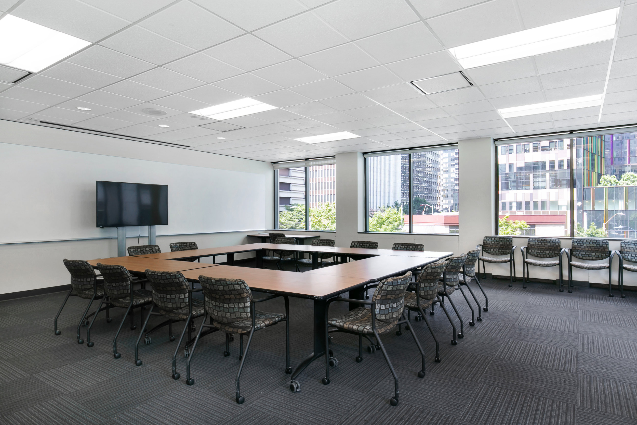 For Lease | Plaza 600 Building Seattle - Conference Room
