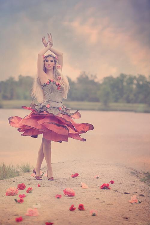 Temperate Rose II