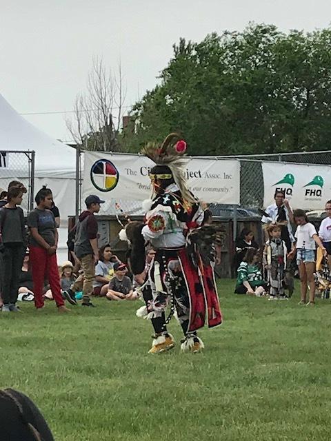 Traditional Dance Performance. (1)