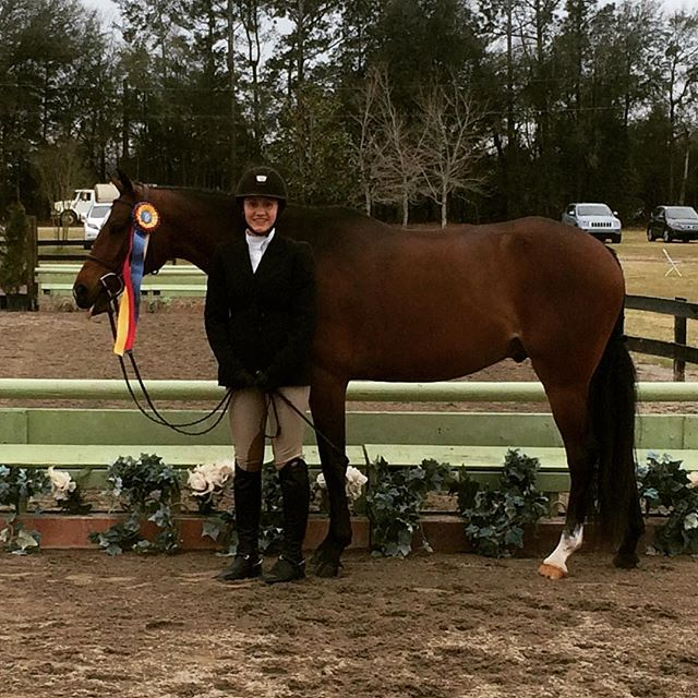 Large Pony champion this weekend went to Abby Holloway and Spider-Man! So proud of them!