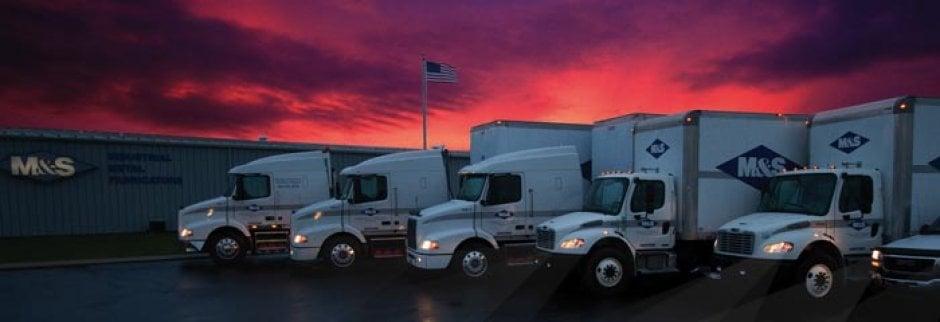 Logistics Fleet