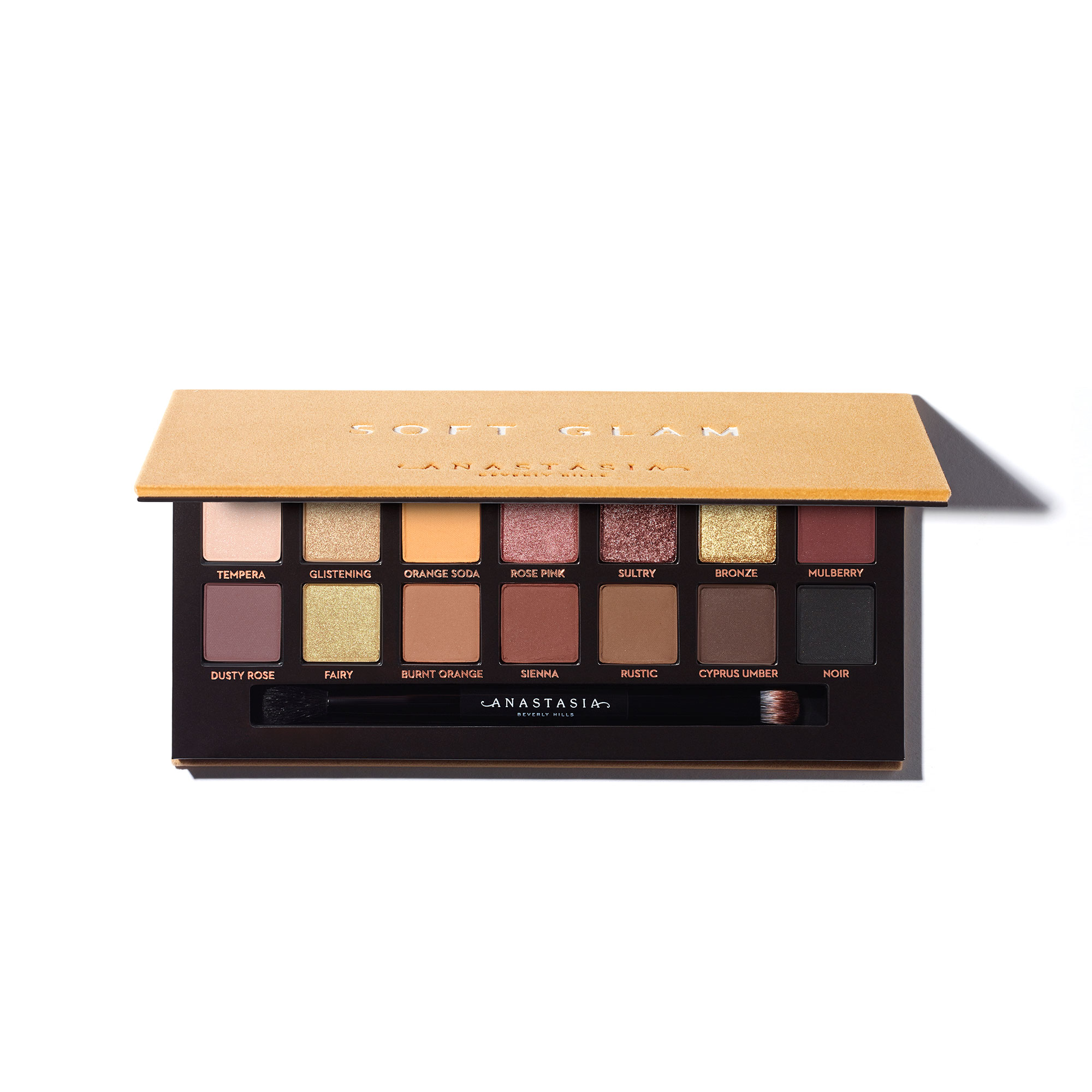 Anastasia soft glam eyeshadow palette $42.00 This palette is amazing for all girls. Just make sure she doesn't already have it cause it is a very popular palette. Hang out with her while she's getting ready to go out and try to be sneaky and see if she uses it is by best advice haha. If your girl straight up hates makeup and only wears like concealer then don't get this for her but chances are if you see her wearing makeup she will like this palette!   https://www.sephora.com/product/soft-glam-eyeshadow-palette-P58930227