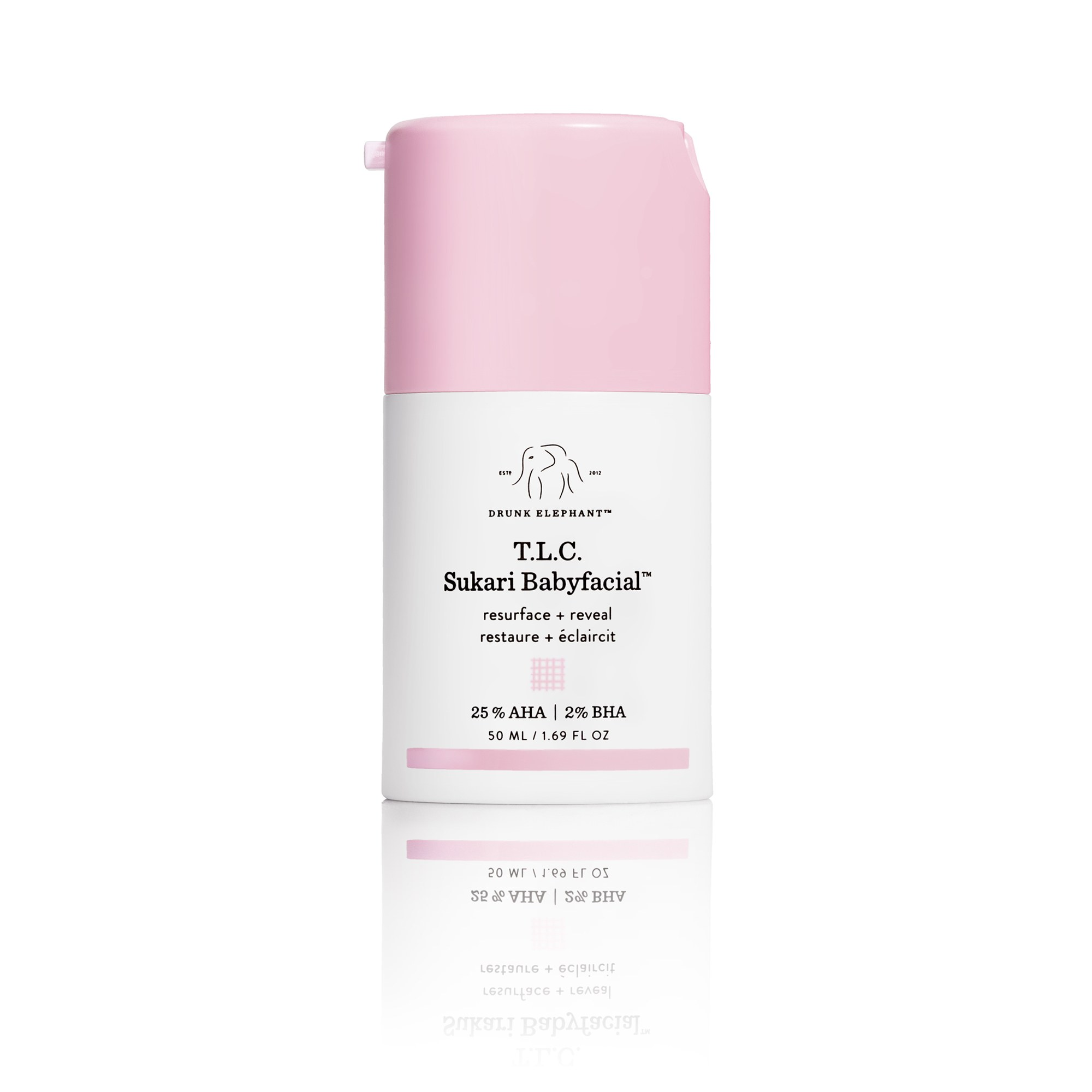DRUNK ELEPHANT   T.L.C. SUKARI BABYFACIAL™ $80.00 This is a pretty hefty price tag, I know. But you guys this is the best at home mask I have ever tried. Get this for someone who you know is always in the spa getting a skin treatment. They will thank you endlessly because I bet you they will not be going as often. This mask is serisouly that amazing.      https://www.sephora.com/product/t-l-c-sukari-babyfacial-P415777