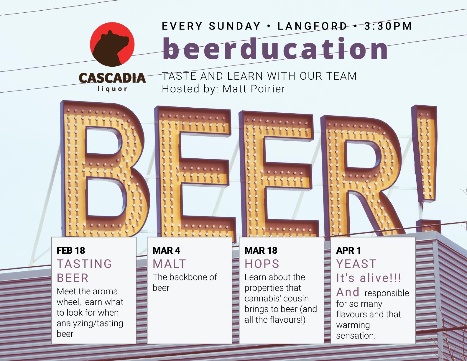 Beerducation