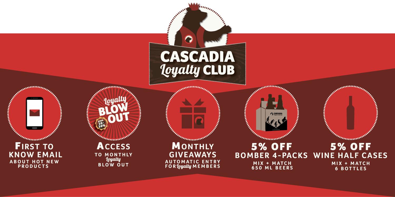 Cascadia Loyalty Club, We Are Cascadian