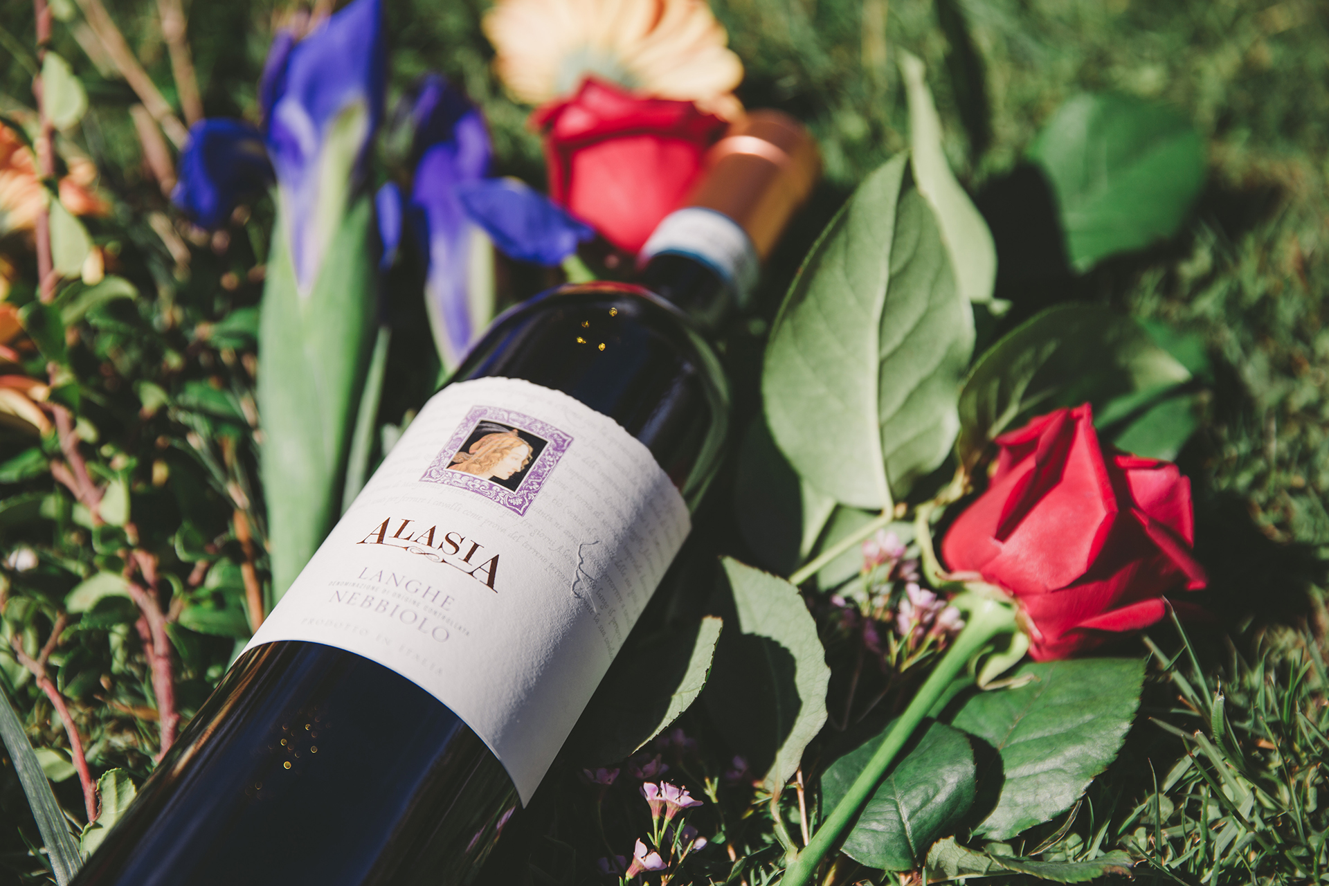Alasia Langhe Nebbiolo - For those who love roses, this wine boasts a mix of the delicate red flowers, with a complexity of earth and spice.$25.49 (750 ml)Italy