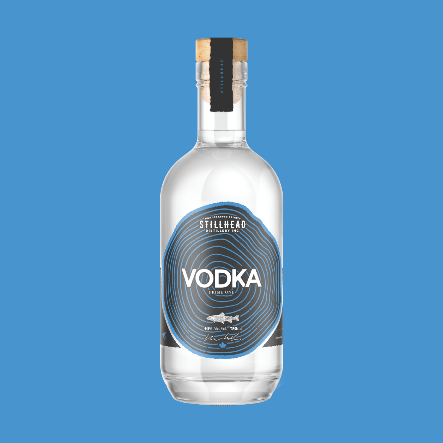 Prime 1 Vodka - A clean and smooth vodka perfect for any cocktail.$22.49, 375 ml