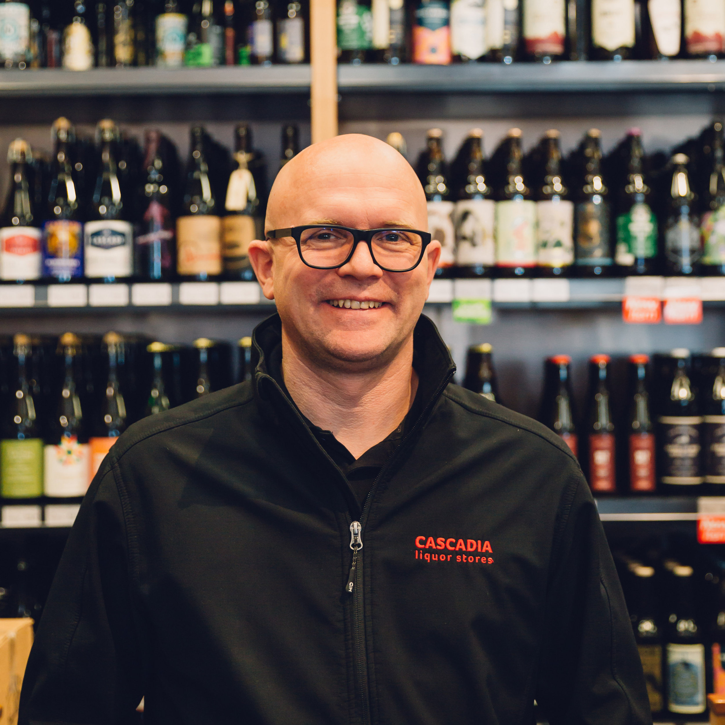 JAY JORDAN  GM, QUADRA WSET LEVEL 2 / CICERONE CERTIFIED BEER SERVER