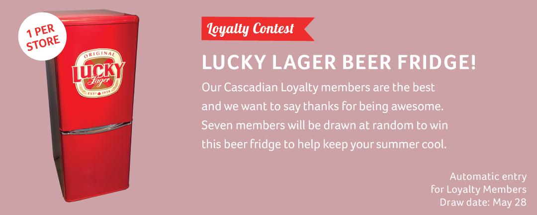 May Contests — Cascadia Liquor