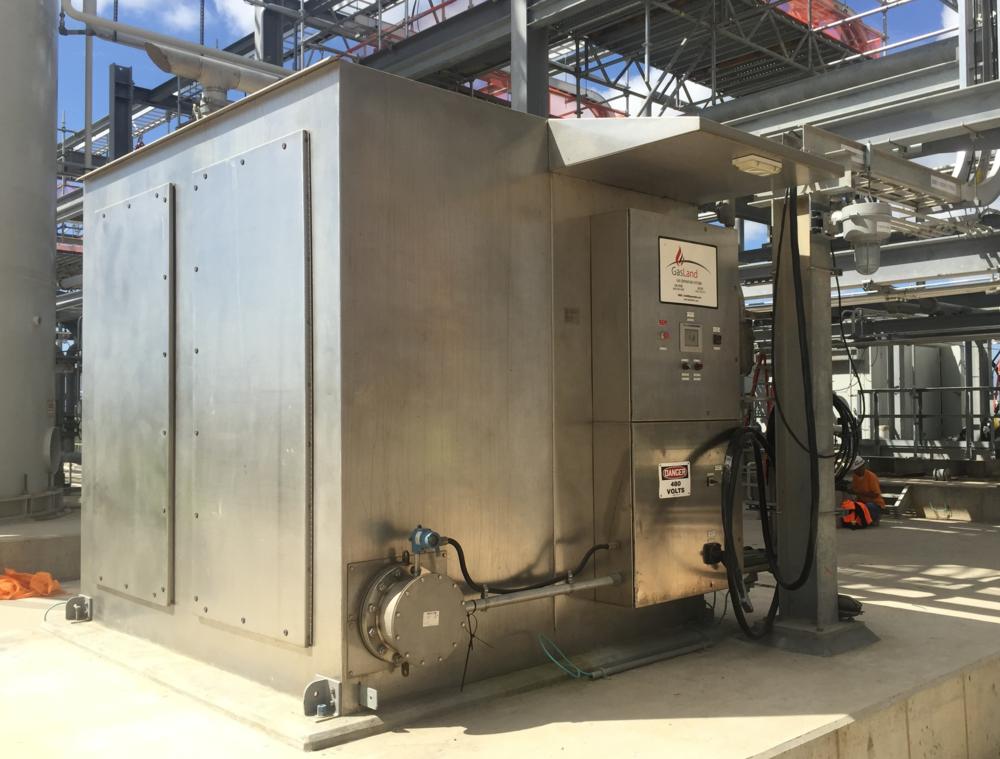 Gas Land's Standard Nitrogen Generation Package