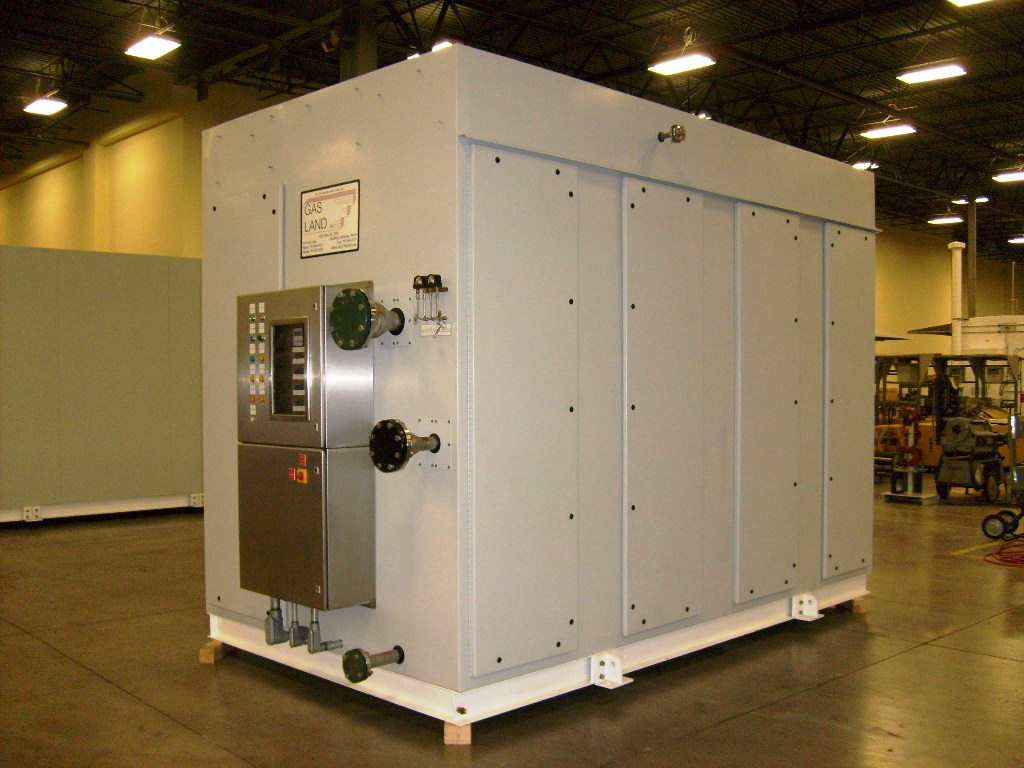 Gas Land's Nitrogen Generator
