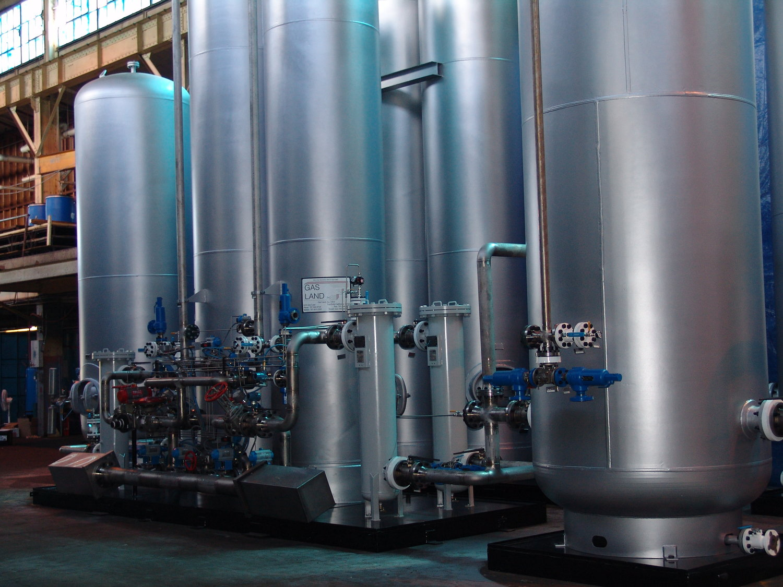 PSA Nitrogen Generator — Gas Land Inc. — Gas Separation For The Next  Generation