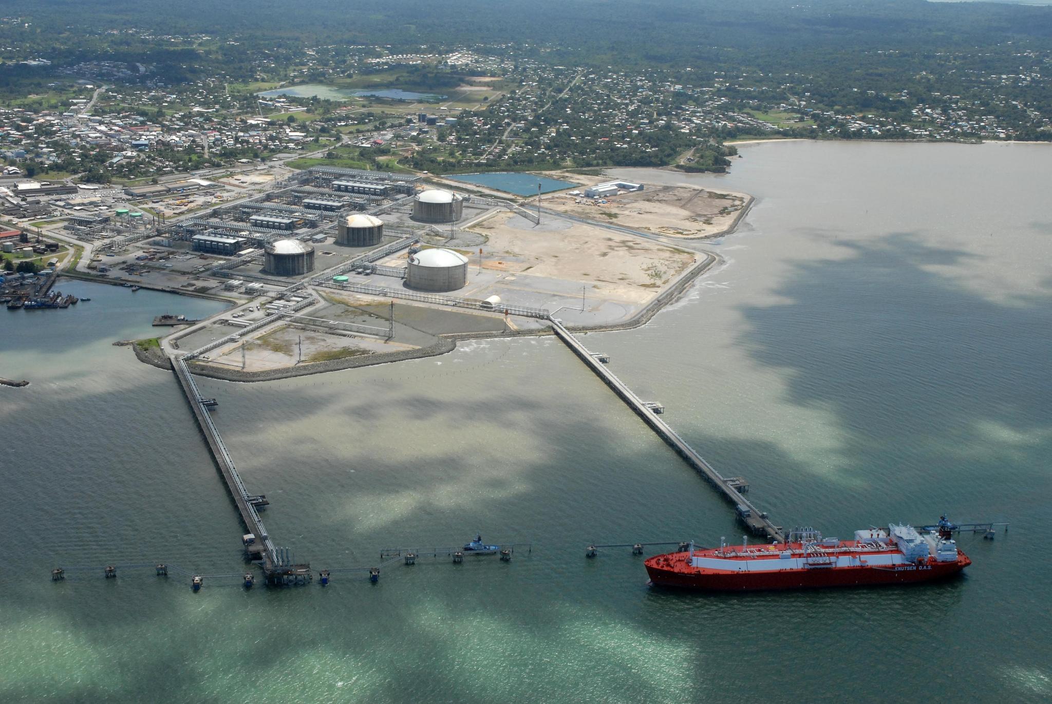 Image Courtesy: Atlantic LNG