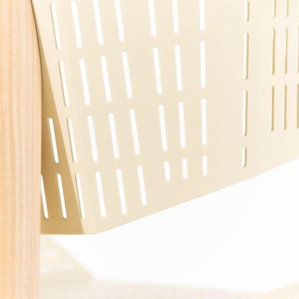 Steel. Shapes. Curves. Confort. #furnituredesign #almond #mtl #montreal #montrealdesigner
