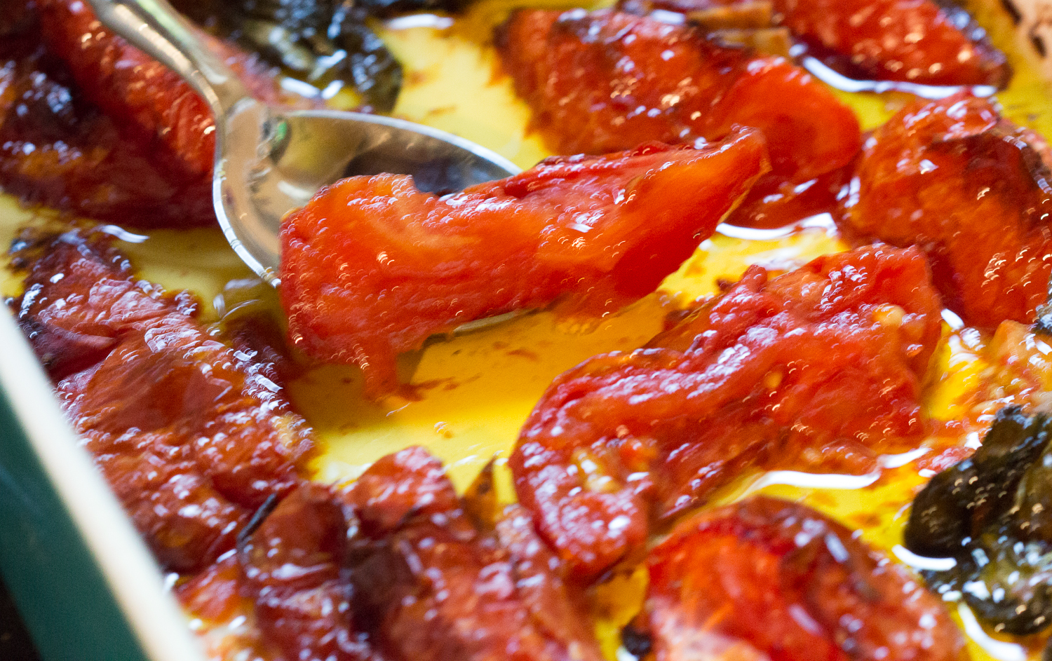 oven roasted tomatoes 2