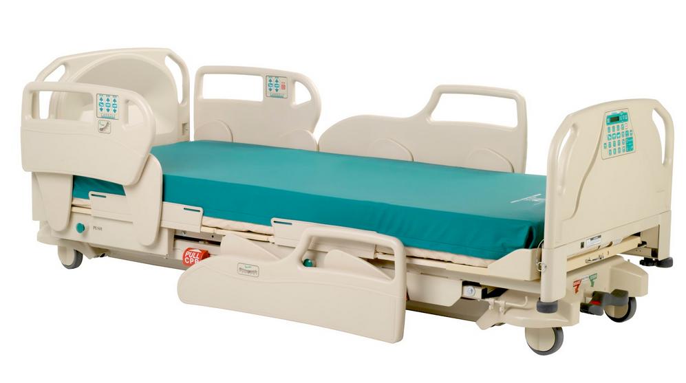 Meet the CHG Spirit Select Low Hospital Bed: