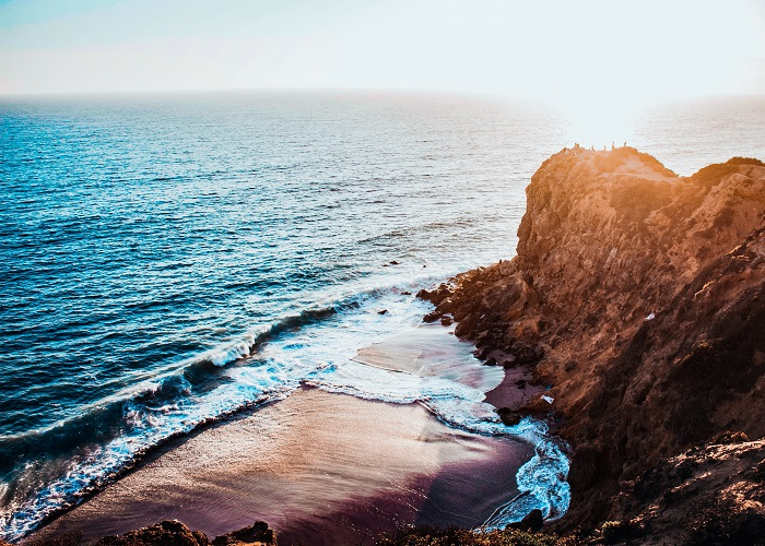 Malibu Beach, Los Angeles, CA