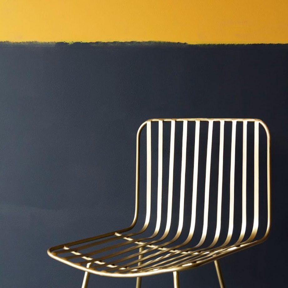 gold-wedding-chair-art-deco
