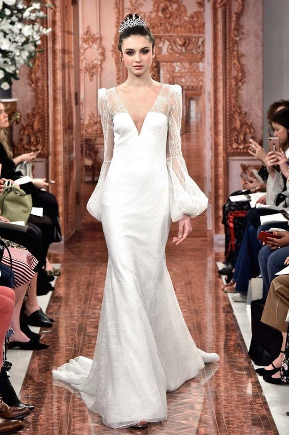 modern wedding dresses 2019