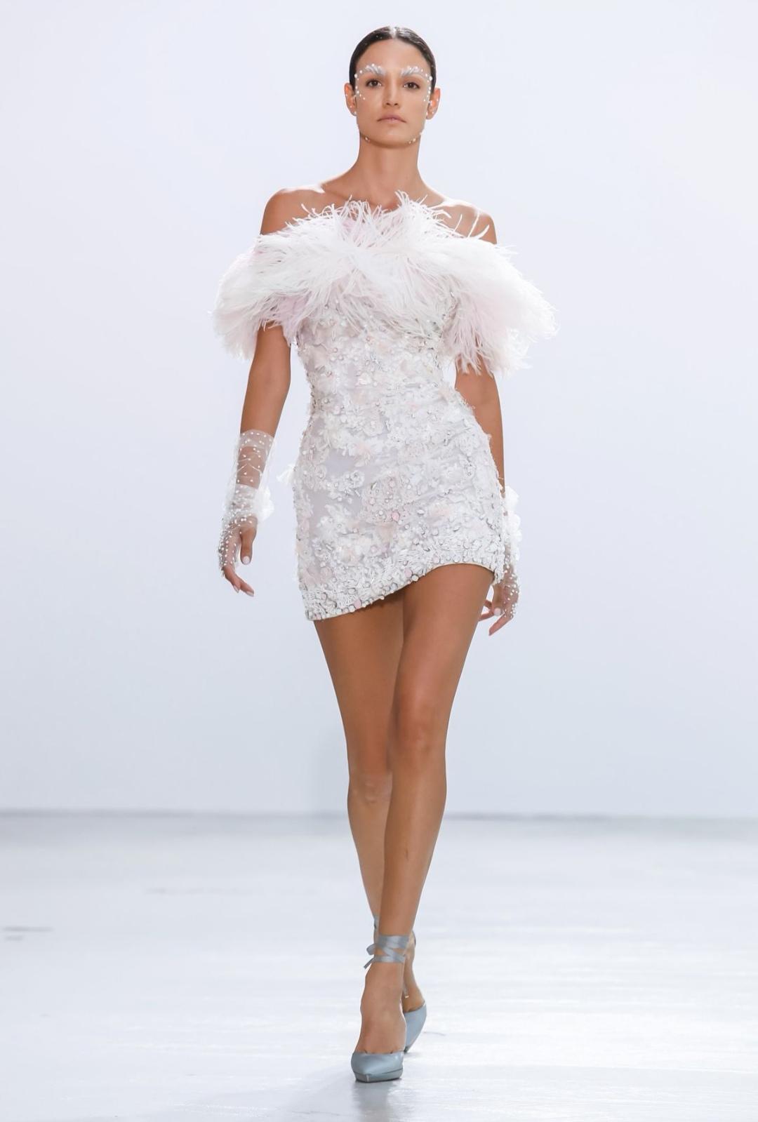Celia Haute Couture Autumn/Winter 2019  Image source:  Now Fashion