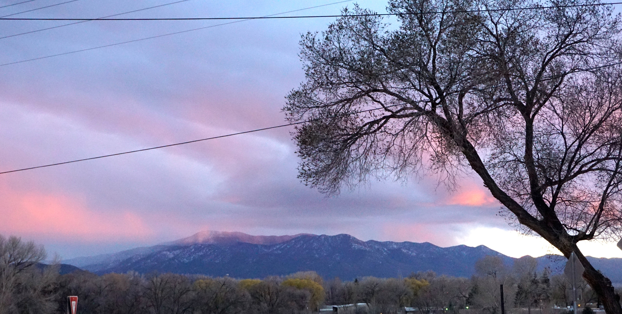 Taos sunsets
