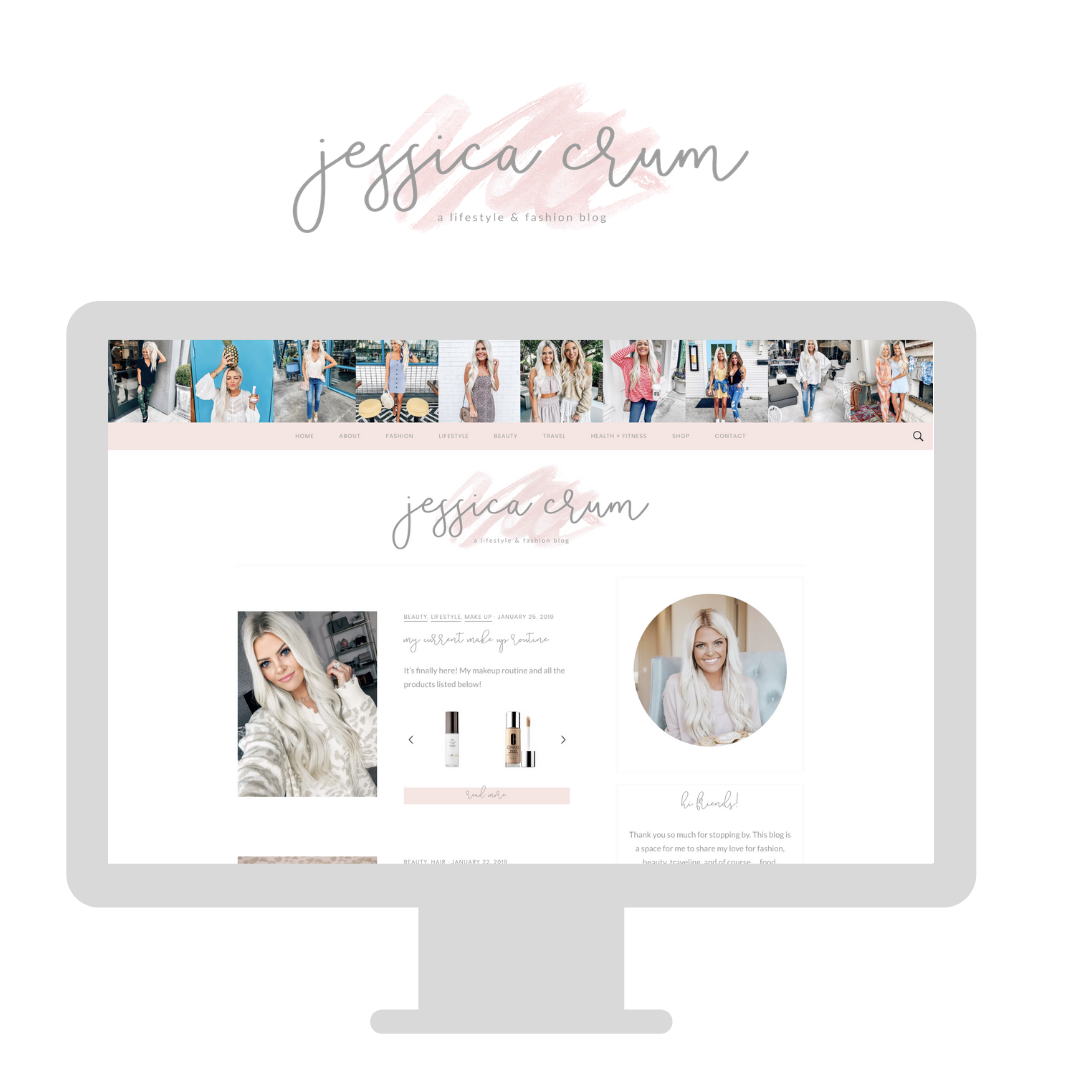Jessica Crum Blog Launch - Trek Your Market